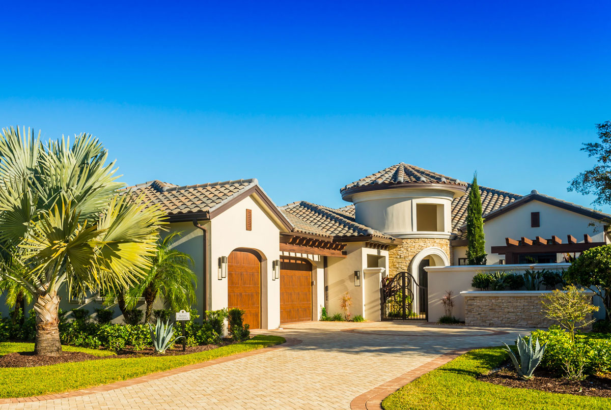 Talis Park Homes Gallery