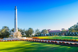 Great Lawn at Talis Park in Naples, Florida | Dan Walsh Realtor