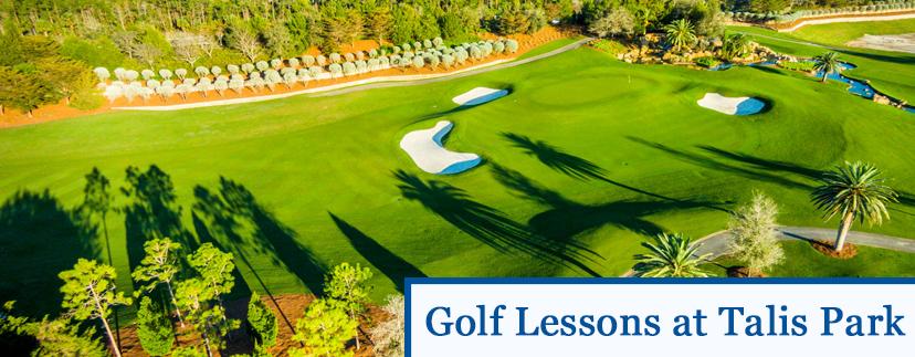 Talis Park Golf Lessons