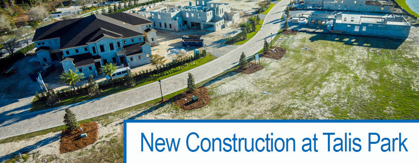 New Construction Talis Park Naples, Florida