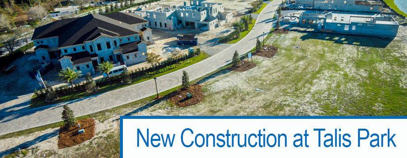 New Construction Talis Park Naples, Florida