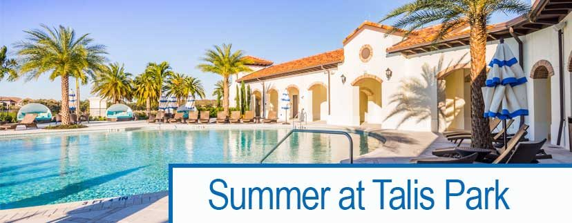 Summer at Talis Park - Amenities to Keep you Cool